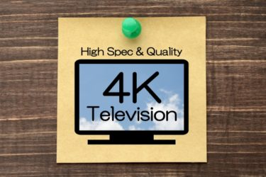 テレビやパソコンの画質で表現する4K、5Kの「K」とは何を意味しているのか?