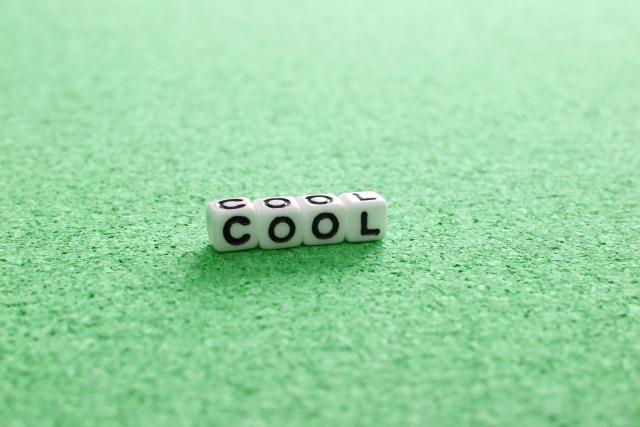 coolの文字 画像