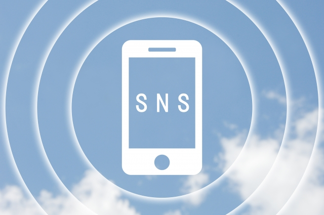 SNS発信イメージ画像