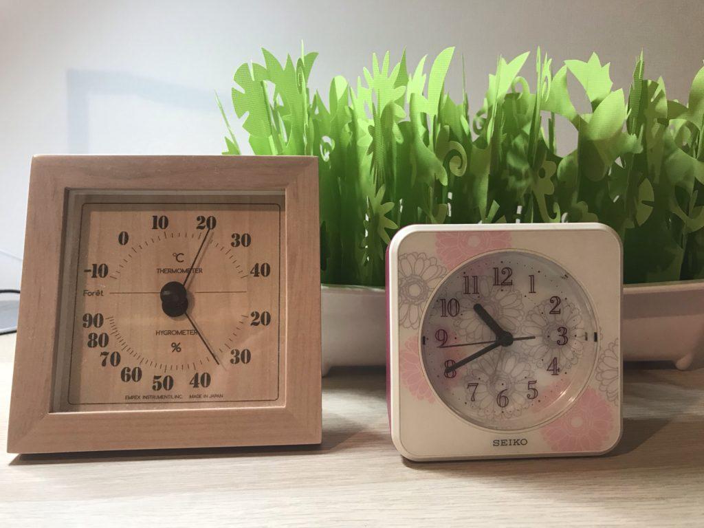 ミスティガーデと速度計、時計 画像