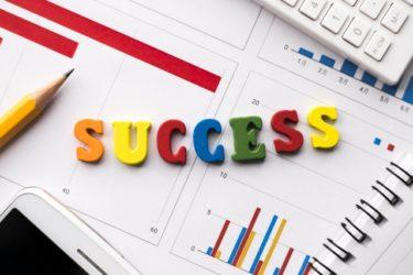 SUCCESSの文字画像