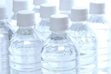 ペットボトルの水 画像