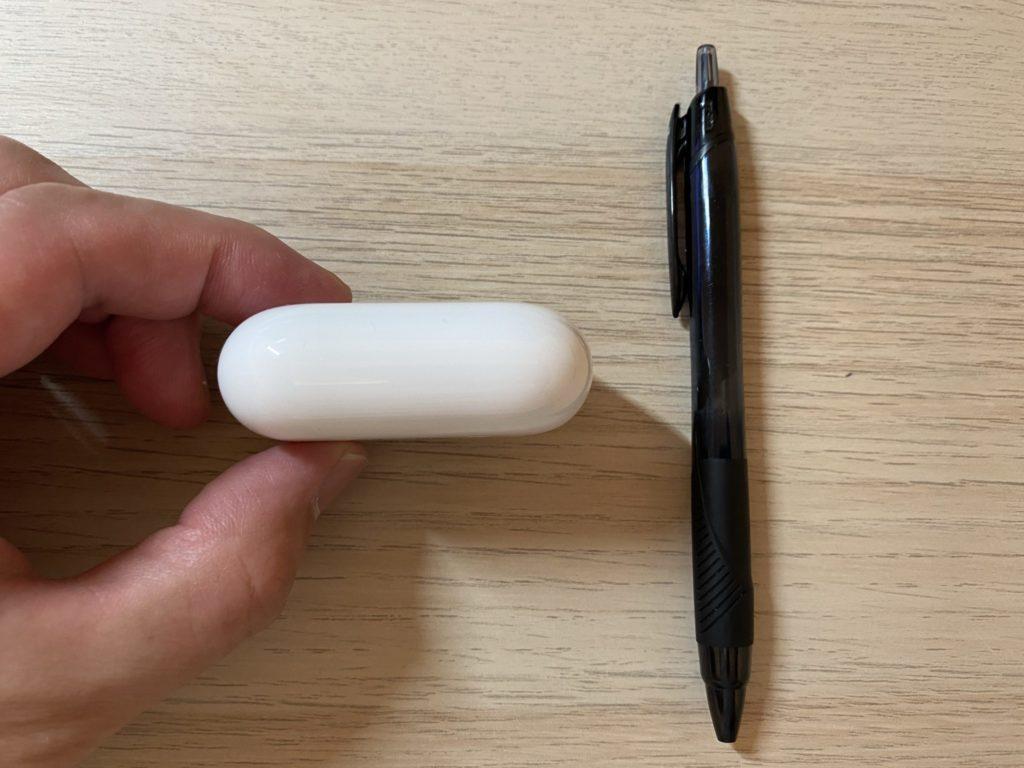 ケースとボールペン比較2 画像