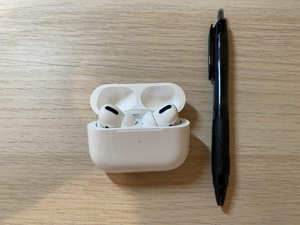 ケースとボールペン比較3 画像