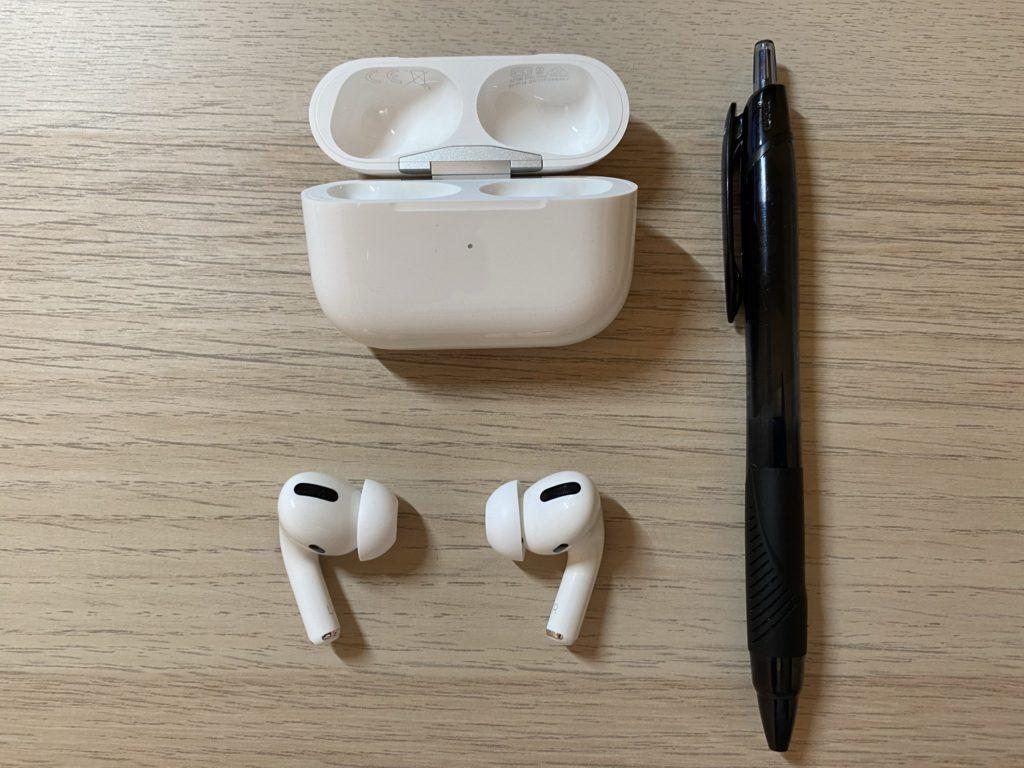 ケースとボールペン比較4 画像