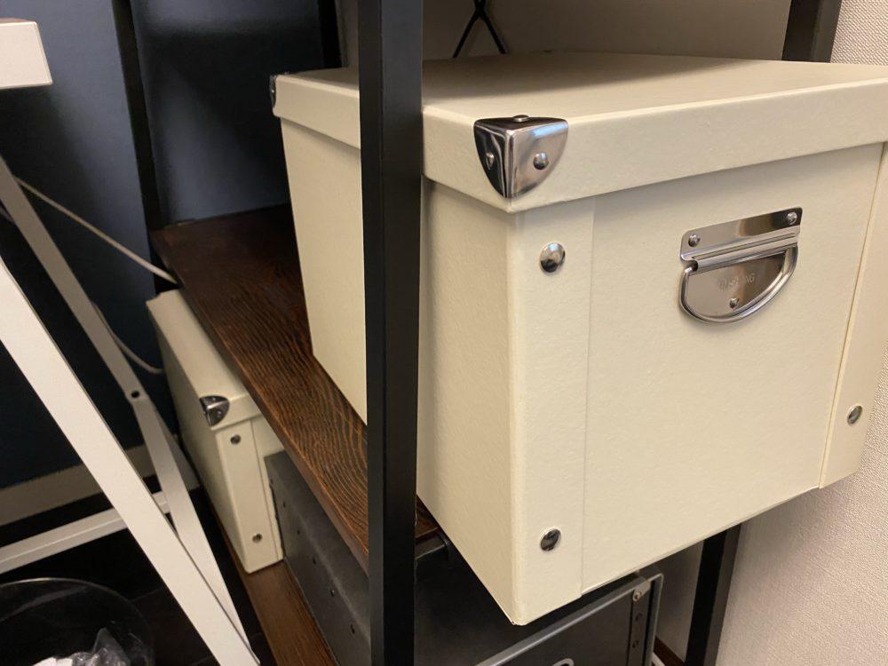 収納ボックス ラックにピッタリ 画像