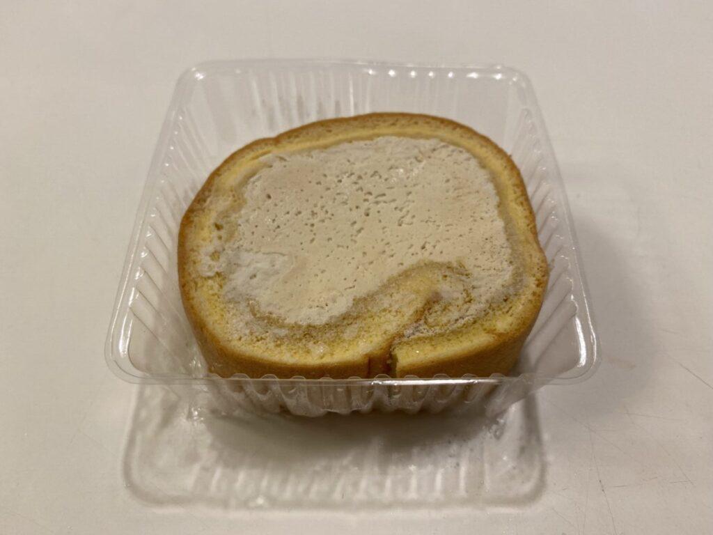 ロールケーキ 開封済み 画像